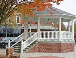 Courthouse Bandstand
