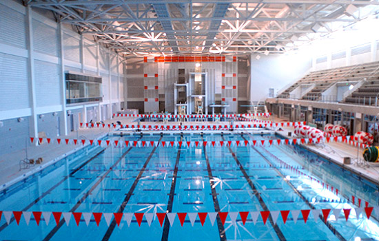 Intercollegiate Aquatic Center